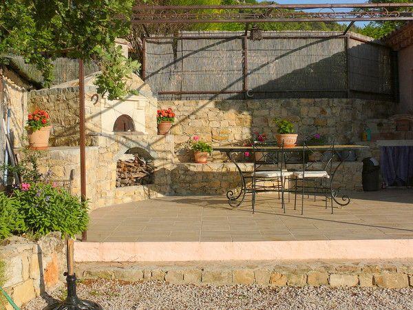 Photo ext rieur coin terrasse cuisine d 39 t n 4 for Terrasse avec cuisine d ete